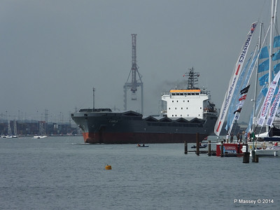 CARLA Outbound Southampton Boat Show PDM 13-09-2014 14-22-08