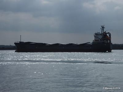 CARLA Outbound Southampton PDM 13-09-2014 14-27-14
