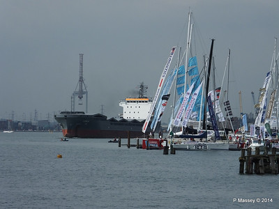 CARLA Outbound Southampton Boat Show PDM 13-09-2014 14-22-00