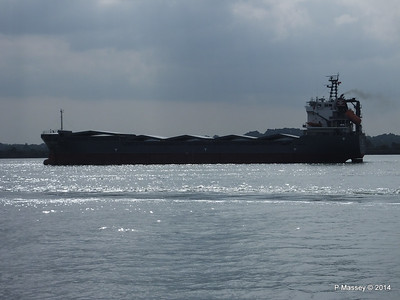 CARLA Outbound Southampton PDM 13-09-2014 14-27-11