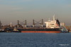 COMMON CALYPSO Departing Southampton PDM 19-01-2017 15-17-36