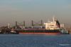 COMMON CALYPSO Departing Southampton PDM 19-01-2017 15-17-43