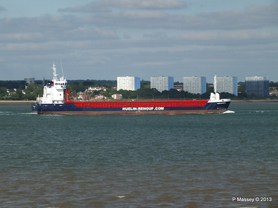 HUELIN DISPATCH Departing Southampton PDM 09-06-2013 17-30-57