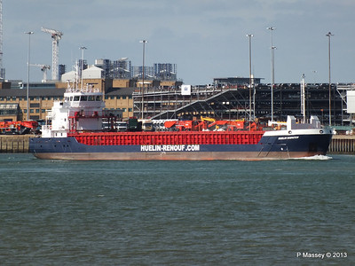 HUELIN DISPATCH Departing Southampton PDM 09-06-2013 17-29-10