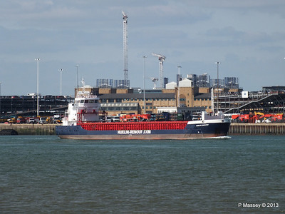 HUELIN DISPATCH Departing Southampton PDM 09-06-2013 17-28-59