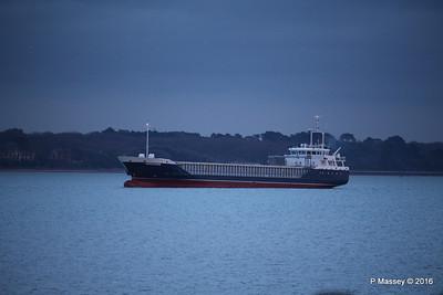 VANGUARD arriving Southampton PDM 04-02-2016 14-59-36