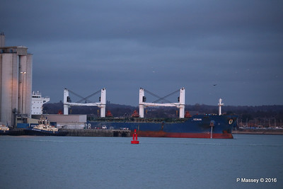 KENAN Departing Southampton PDM 04-02-2016 14-54-15