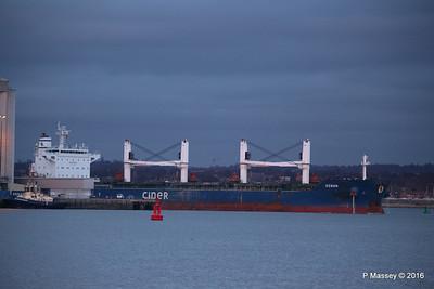 KENAN Departing Southampton PDM 04-02-2016 14-55-13