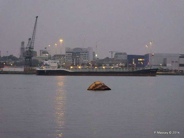 KLIFTRANS Departing Southampton PDM 04-09-2014 19-58-004