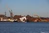 Listing MEKHANIK YARSTEV entering KGV Dock Southampton PDM 28-12-2017 14-43-06