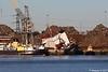 Listing MEKHANIK YARSTEV entering KGV Dock Southampton PDM 28-12-2017 14-44-38