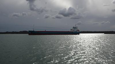 MERIDIAAN Departing Southampton PDM 14-04-2016 16-57-08