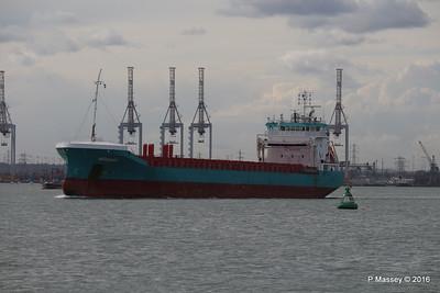 MERIDIAAN Departing Southampton PDM 14-04-2016 16-54-59