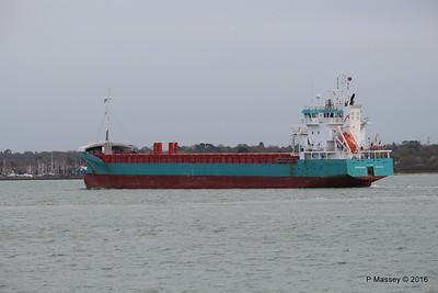 MERIDIAAN Departing Southampton PDM 14-04-2016 16-59-35
