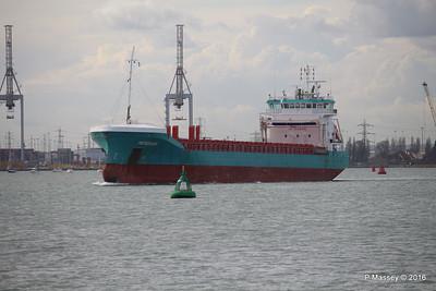 MERIDIAAN Departing Southampton PDM 14-04-2016 16-54-32