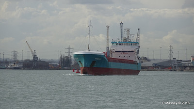 MERIDIAAN Departing Southampton PDM 14-04-2016 16-53-14