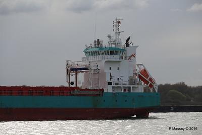 MERIDIAAN Departing Southampton PDM 14-04-2016 16-57-15