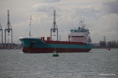 MERIDIAAN Departing Southampton PDM 14-04-2016 16-54-37