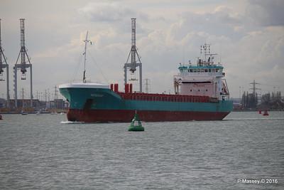 MERIDIAAN Departing Southampton PDM 14-04-2016 16-54-35