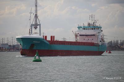 MERIDIAAN Departing Southampton PDM 14-04-2016 16-54-27