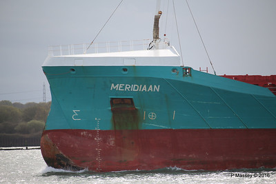 MERIDIAAN Departing Southampton PDM 14-04-2016 16-57-012