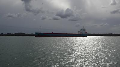 MERIDIAAN Departing Southampton PDM 14-04-2016 16-57-02