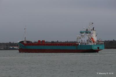 MERIDIAAN Departing Southampton PDM 14-04-2016 16-59-30