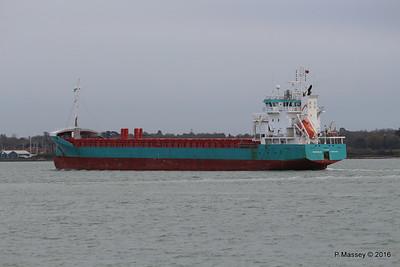 MERIDIAAN Departing Southampton PDM 14-04-2016 16-59-27