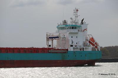 MERIDIAAN Departing Southampton PDM 14-04-2016 16-57-16