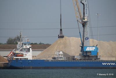 PENHAR Unloading Southampton PDM 13-05-2016 12-43-03