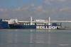 ROLLDOCK SKY Arriving Southampton PDM 23-04-2017 11-34-06
