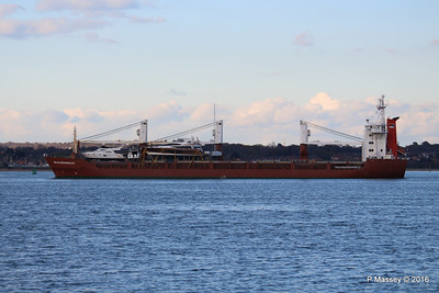 ANJELIERSGRACHT with Yachts Inbound Southampton PDM 16-04-2016 18-51-12