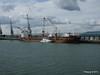 EGMONDGRACHT Loading Yachts Southampton PDM 22-08-2014 17-16-060