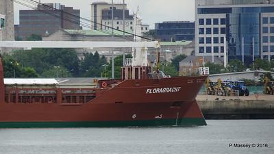 FLORAGRACHT Departing Southampton PDM 18-06-2016 17-12-45