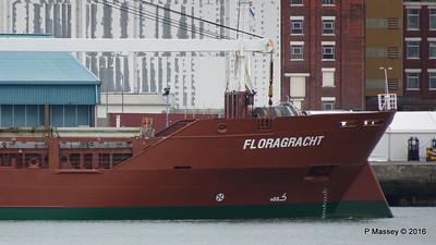 FLORAGRACHT Departing Southampton PDM 18-06-2016 17-11-58