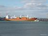 SCHIPPERSGRACHT Departing Southampton PDM 10-08-2013 18-02-03