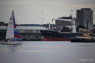 AMAYA Passing THORCO ATLANTIC Southampton PDM 10-08-2016 19-05-20