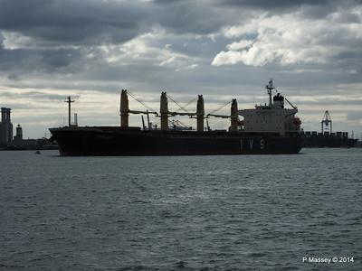 TOPFLIGHT Departing Southampton PDM 16-08-2014 18-00-07