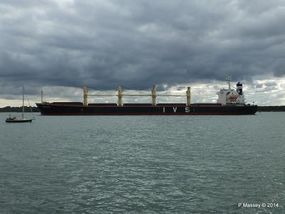 TOPFLIGHT Departing Southampton PDM 16-08-2014 18-02-21