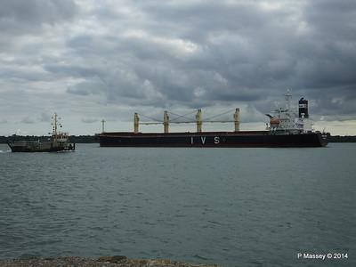 NORMA TOPFLIGHT Departing Southampton PDM 16-08-2014 18-03-33