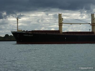 TOPFLIGHT Departing Southampton PDM 16-08-2014 18-01-048