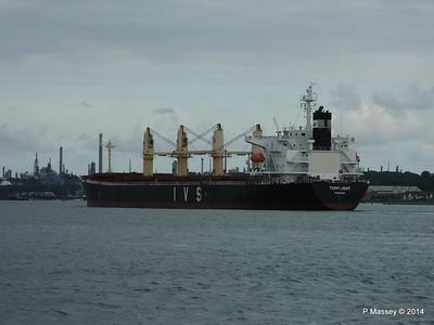 TOPFLIGHT Departing Southampton PDM 16-08-2014 18-06-023