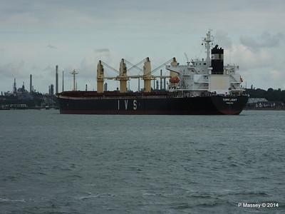 TOPFLIGHT Departing Southampton PDM 16-08-2014 18-06-16