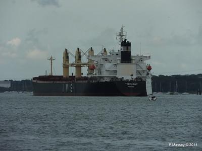 GBR-3320L TOPFLIGHT Departing Southampton PDM 16-08-2014 18-10-018