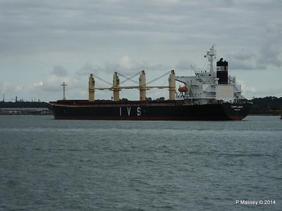TOPFLIGHT Departing Southampton PDM 16-08-2014 18-05-07