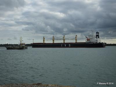 NORMA TOPFLIGHT Departing Southampton PDM 16-08-2014 18-03-34