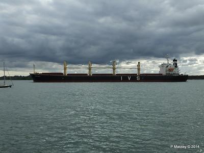 TOPFLIGHT Departing Southampton PDM 16-08-2014 18-02-19