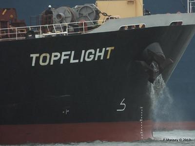 TOPFLIGHT Departing Southampton PDM 21-12-2013 13-17-11