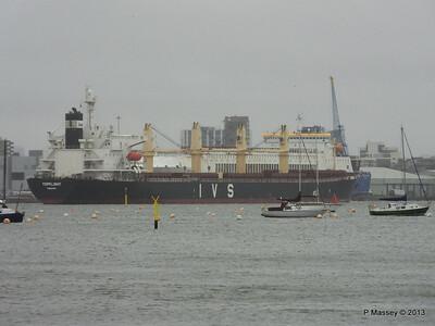 Rain Mist TOPFLIGHT Departing Southampton PDM 21-12-2013 13-28-27
