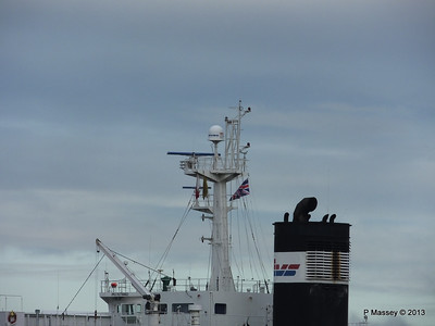 TOPFLIGHT Arriving Southampton PDM 17-12-2013 12-41-09